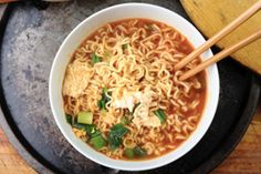 Dr. Oz's Ramen Noodle recipe!