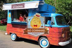 Só Coxinhas, primeiro Food Truck especializado em coxinhas chega à São Paulo - http://chefsdecozinha.com.br/super/noticias-de-gastronomia/food-truck-noticias/so-coxinhas-primeiro-food-truck-especializado-em-coxinhas/ - #Coxinhas, #FoodTruck, #Superchefs