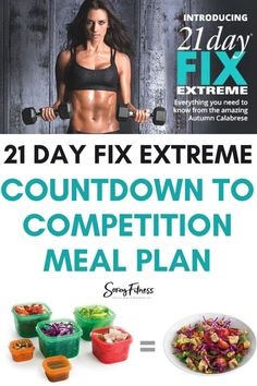21 Day Fix Extreme, Extreme Food, 21 Day Fix Meal Plan, Day Plan, Nutrition Program, Nutrition Guide, 1400 Calorie Meal Plan, Beachbody Meal Plan, 21 Day Fix Workouts