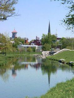Frederick Maryland Photo Gallery: Baker Park, Frederick, Maryland