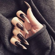 Wicked nails - Sabrina?
