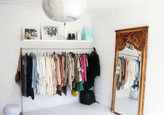clothes rail made chic