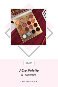 Review & Swatches der Nice Palette von Bh Cosmetics, die Teil der limitierten HoHoHo Weihnachtskollektion 2020 ist. Inklusive 3 Makeup-Looks! :) Bh Cosmetics, Makeup, Cards, Nice, Make Up, Beauty Makeup, Maps, Nice France, Playing Cards