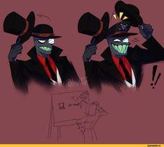 villainous,Blackhat,comics,Стильно
