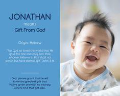 Cute nicknames for jonathan