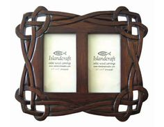 Hand-carved wooden picture frame Wooden Picture Frames, Wooden Frames, Scroll Saw, Candle Sconces, Hand Carved, Wall Lights, Carving, Candles, Home Decor
