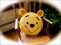 Crochet Pattern Winnie the Pooh Pillow Disney by Serendipity207, $5.00