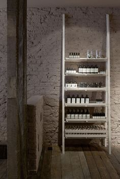 Aesop Marylebone shop interior by Studio KO _ London