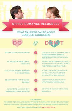 Office Romance #vday #hr