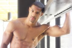 denzel wells images | Denzel Wells by Don Elmore: College Athlete and Fitness Model (Part 2)
