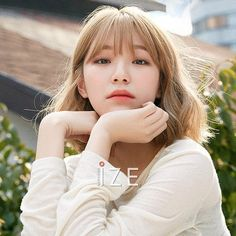 "FROMIS_9 BAEK JIHEON (백지헌) on Instagram: ""IZE Magazine #FROMIS_9 #프로미스나인 #백지헌 #BAEKJIHEON #지헌 #JIHEON"" Cute Korean, Korean Girl, Kpop Girl Groups, Kpop Girls, Korean Beauty, Asian Beauty, All Actress, Pre Debut, Selfie"