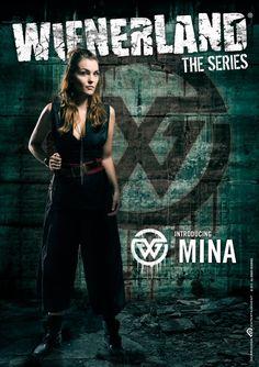 Mina - Wienerland Movies, Movie Posters, Character, Films, Film Poster, Cinema, Movie, Film, Movie Quotes