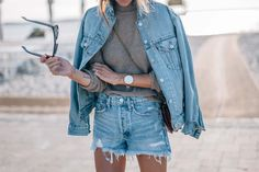 The Denim Jackets That Will Get You Through Fall - Taste The Style