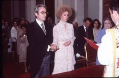 —1978-Wedding of the Duchess of Alba and Don Jesús Aguirre y Ortiz de Zárate an illigitement ex priest.