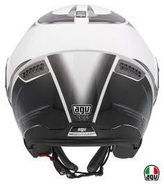 AGV New Citylight - Urbanrace White/Black/Gunmetal