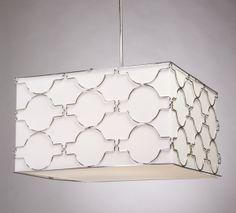 Morocco chandelier or pendant - Artcraft
