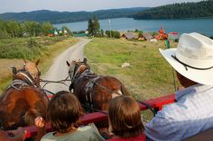 Wagon Rides at Spring Lake Ranch http://www.ranchseeker.com/index.cfm/pg/listing_details/id/12194/frompopup/0