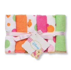 $10.00 Baby Disney Pooh 6 Pack Washcloth, Pink -  http://www.amazon.com/dp/B004PJBTB6/?tag=pin2baby-20