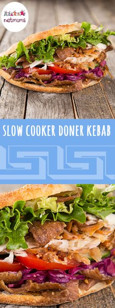 Fakeaway slow cooker doner kebab Makeup World Recipes Food 🎃 Kebab Recipes, Crockpot Recipes, Cooking Recipes, Healthy Recipes, Tasty Slow Cooker Recipes, Healthy Dinners, Slow Cooker Slimming World, Slimming World Recipes Syn Free, Fake Away Slimming World