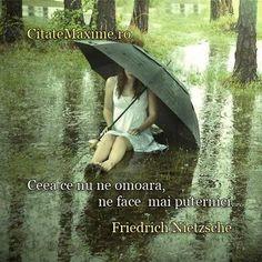 """""""Ceea ce nu ne omoara, ne face mai puternici..."""" #CitatImagine de Friedrich…"""