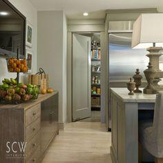 nice subtle clean panel door w pretty hinges  Spaces | Washington DC Interior Design: SCW Interiors by Shazalynn Cavin-Winfrey