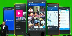 Last week Nokia announced its 3 Android Smartphones at WMC. The Nokia X, Nokia X+ and Nokia XL can run Microsoft ad Android apps. These cheap android...