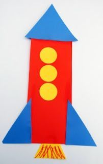 shape activities with outer space - Google Search