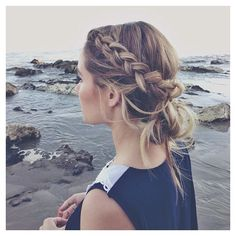 Summer hair inspiration for our work trip to Ibiza this week #ohmyloveinspo #Padgram
