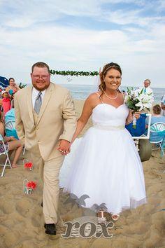 Beach Wedding Signs Photo By Rox Weddings Of Ocean City MD Roxbeach