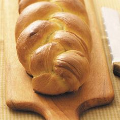 @ Michelle Spalding.  Challah  (I make mine in a Kitchen Aid and let it do the kneading.  Use a dough hook and turn it on the lowest setting for 6-8 min.  I stop every minute or two to scrape the dough down.  Otherwise it crawls up the dough hook and eventually gets onto the mixer if you don't.)