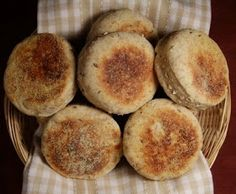... Multigrain English Muffins   Breads   Pinterest   Multigrain, English