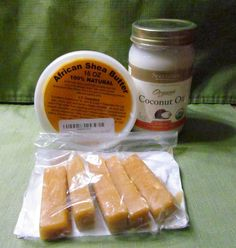 Mommy's Favorite Things: Homemade Nipple Butter