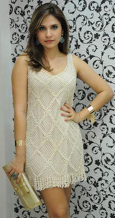 crochet dress from: www.yandex.ru (Натало4ка)