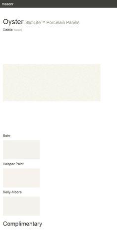 Oyster. SlimLite™ Porcelain Panels. Slimlite. Daltile.