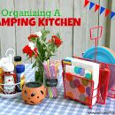 Create An Outdoor Camping Kitchen