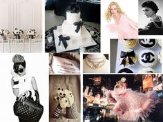 Hollywood Glam - Vintage Chanel Party