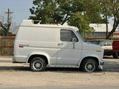 Custom Camper Vans, Custom Vans, The Bad News Bears, Customised Vans, Old School Vans, Short Bus, 4x4 Van, Cool Vans, Jeep Truck