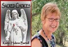 """""""An inspirational love story centered on self-growth""""  #BookFeature Sacred Choices by Karen Hulene Bartell.. Checkout the book, meet Karen and read an exclusive excerpt.. http://njkinny.blogspot.in/2014/07/book-feature-sacred-choices-by-karen.html  Enjoy, Like and share the post with friends..  #ParanormalRomance #Ghost #Inspirational #Urban #Fantasy"""