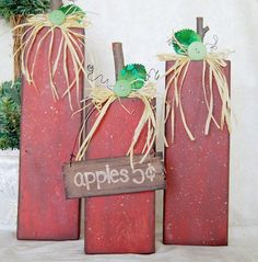 It's Apple Season! - CreativeMeInspiredYou.com