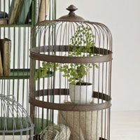Enter for a chance to win one (1) of three (3) bird cages from Lamps Plus. #sweeps