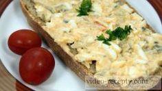 Vajíčková pomazánka Mashed Potatoes, Recipies, Dairy, Cheese, Ethnic Recipes, Whipped Potatoes, Recipes, Smash Potatoes