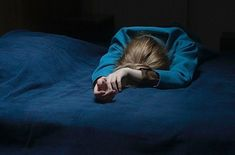 Matching blue tones by Cristina Coral