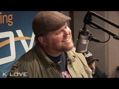 """MercyMe's """"All of Creation"""" live on K-LOVE: http://www.chicagonow.com/daily-miracle/2012/03/the-miracle-of-music-music-video-of-the-week/"""
