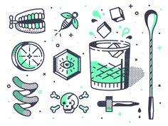 58 Trendy Ideas Line Art Illustration Vector Animation Line Illustration, Graphic Design Illustration, Digital Illustration, Vector Design, Vector Art, Logo Design, Vector Animation, Grafik Design, Graphic Design Inspiration