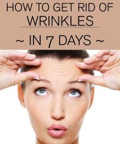 This homemade recipe will get you rid of wrinkles in no time, without botox or surgical methods.