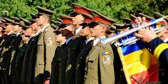 Academia Forţelor Terestre a deschis anul universitar Alma Mater, Student