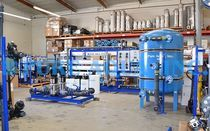 Industrial Reverse Osmosis System for Well Water Treatment for Agriculture - Qatar Reverse Osmosis Water, Reverse Osmosis System, Water Well, Water Treatment, Agriculture, Filters, Aqua, Industrial, Wellness