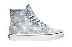 Authentic Hi Shoes for women by Vans