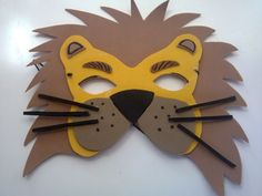 Animal mask craft idea for kids | Crafts and Worksheets for Preschool,Toddler and Kindergarten