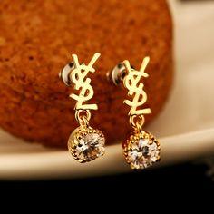 Earrings For Women Gold Earrings For Women, Unique Earrings, Women's Earrings, Inexpensive Jewelry, Affordable Jewelry, Cute Jewelry, Jewelry Gifts, Piercing, Gold Plated Earrings